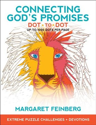 Connecting God's Promises Dot-to-Dot  -     By: Margaret Feinberg