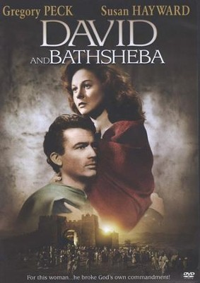 David and Bathsheba (1951), DVD   -
