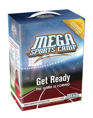 MEGA Sports Camp Get Ready Starter Kit  -     By: My Healthy Church