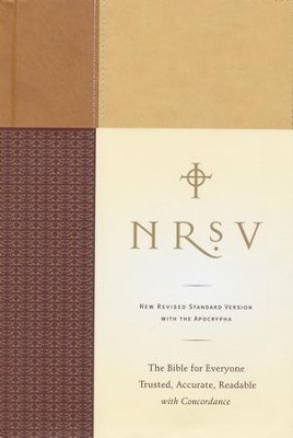 NRSV Standard Bible with the Apocrypha   -