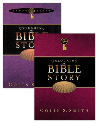 Unlocking the Bible Story Old Testament Vol 2 with Study Guide - eBook  -     By: Colin S. Smith