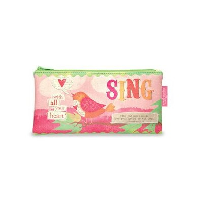 Sing Pouch, Large  -