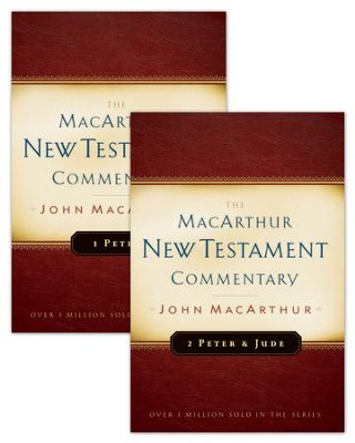 1 & 2 Peter and Jude: The MacArthur New Testament Commentary - eBook  -     By: John F. MacArthur