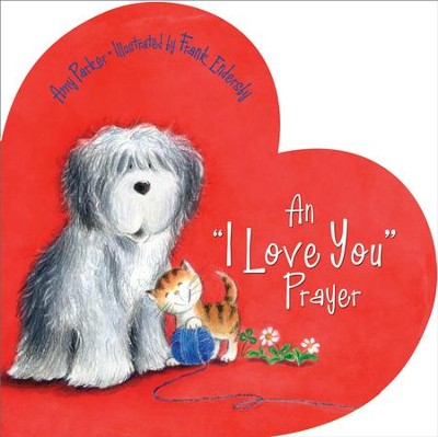 An I Love You Prayer - eBook  -     By: Amy Parker