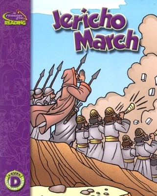 A Reason For Reading, Level D: Jericho March   -