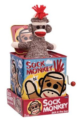 Sock Monkey, Jack In the Box  -