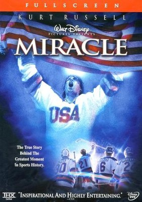 Miracle, DVD   -