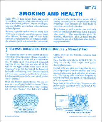 Smoking and Health   -