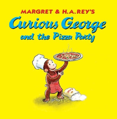 Curious George and the Pizza Party  -     By: H.A. Rey