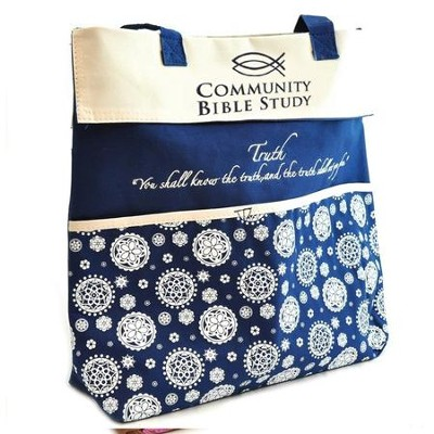 Community Bible Study, Tote, Truth   -