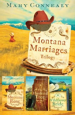 Montana Marriages Trilogy - eBook  -     By: Mary Connealy