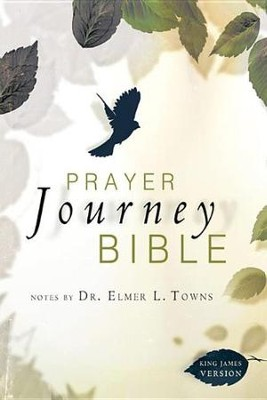 Prayer Journey Bible - eBook  -     By: Elmer L. Towns