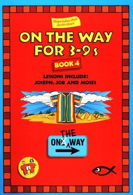 On The Way for 3-9s, Book 4   -
