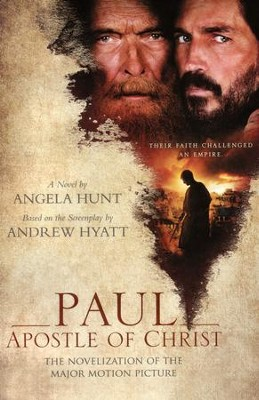 Paul, Apostle of Christ   -     By: Angela Hunt
