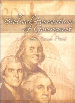 Biblical Foundations of Government DVD Set (2 DVDs)   -     By: Erich Pratt