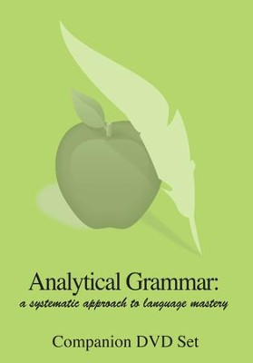 Analytical Grammar Companion DVD Set (4 DVDs)   -