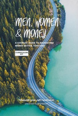 Men, Women & Money Curriculum Kit  -     By: Shaunti Feldhahn, Jeff Feldhahn
