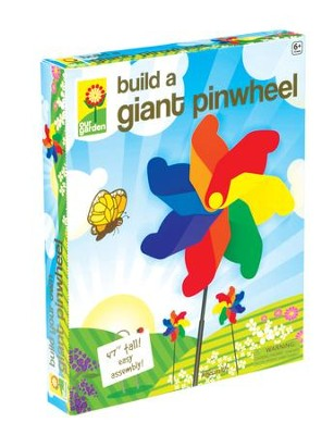 Build a Giant Pinwheel Kit  -