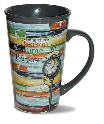 To Everything There Is A Season Mug  -