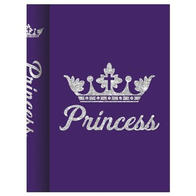 Princess Journal, Purple  -