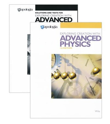 Advanced Physics in Creation Basic Set           -     By: Dr. Jay L. Wile