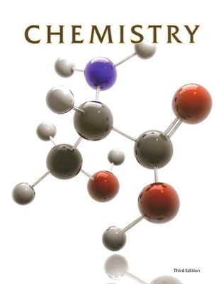 BJU Chemistry Grade 11 Student Text, Third Edition    -