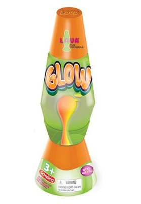 Glow In The Dark Lava Putty  -