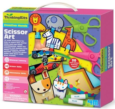 Scissor Art Kit  -