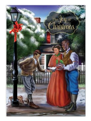 Joy of Christmas , Christmas Cards, Box of 15  -     By: Reggie Duffie