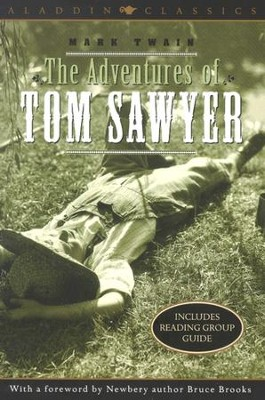 The Adventures of Tom Sawyer - eBook  -     By: Mark Twain, Bruce Brooks