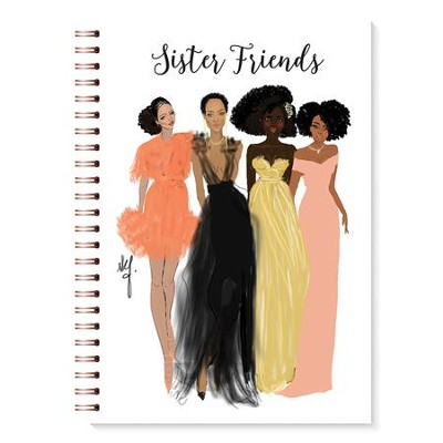 Sister Friends Journal  -     By: Nicholle Kobi