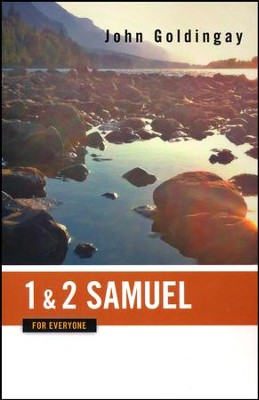 1 and 2 Samuel for Everyone   -     By: John Goldingay