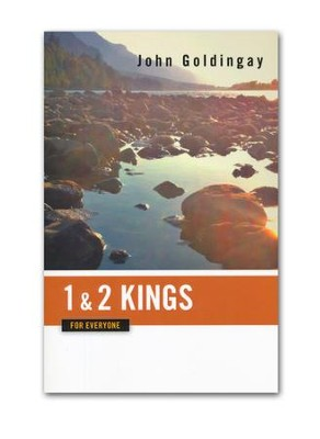 1 and 2 Kings for Everyone  -     By: John Goldingay