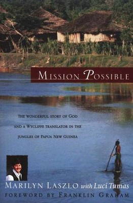 Mission Possible   -     By: Marilyn Laszlo