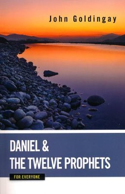 Daniel and the Minor Prophets for Everyone - Slightly Imperfect  -     By: John Goldingay