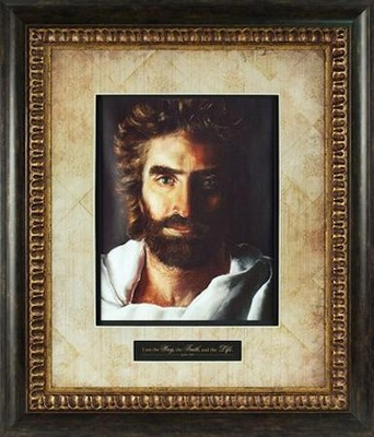 The Prince of Peace--Framed Print   -     By: Akiane Kramarik