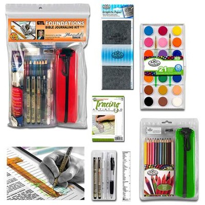 Bible Journaling Kit, Foundations  -