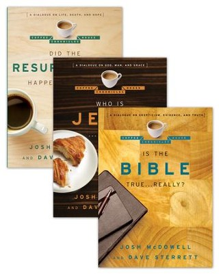 Coffee House Chronicles Set - eBook  -     By: Josh McDowell