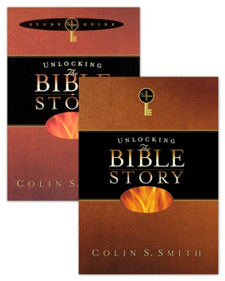 Unlocking the Bible Story Old Testament Vol 1 with Study Guide - eBook  -     By: Colin S. Smith
