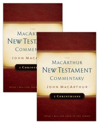 1 & 2 Corinthians: The MacArthur New Testament Commentary  - eBook  -     By: John MacArthur
