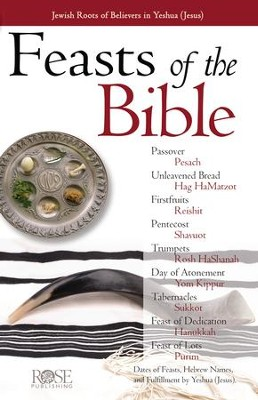 Feasts of the Bible - eBook  -     By: Rose Publishing