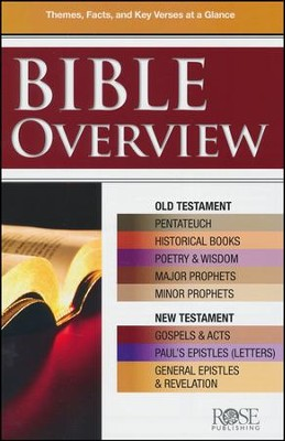 Bible Overview - eBook  -     By: Rose Publishing