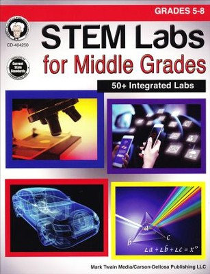 Mark Twain STEM Labs for Middle Grades (Grades 6-8)  -