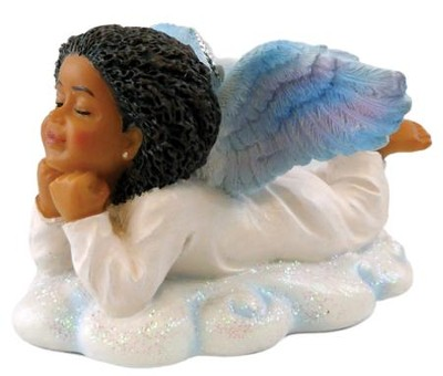 Cherub Angel Ornament Figurine  -