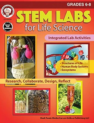 STEM Labs for Life Science, Grades 6-8   -