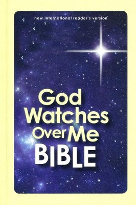 God Watches Over Me Bible, NIrV - eBook  -