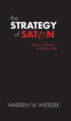 The Strategy of Satan    -     By: Warren W. Wiersbe