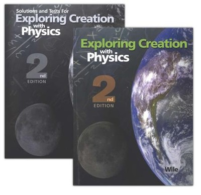 Exploring Creation with Physics Basic Set (2nd Edition)   -     By: Dr. Jay L. Wile