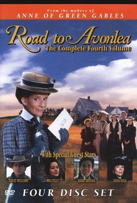 Road To Avonlea, Season 4, DVD set   -