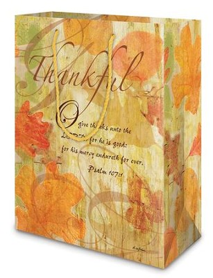 Harvest Blessings Gift bag, Medium  -